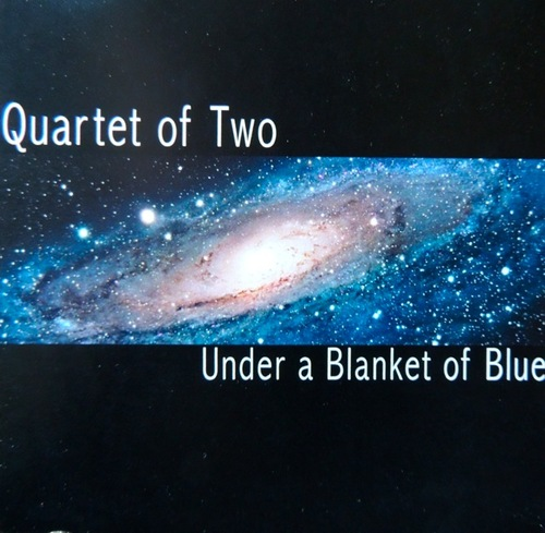Under a Blanket of Blue